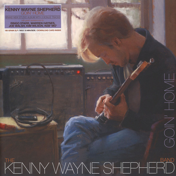 Kenny Wayne Shepherd Kenny Wayne Shepherd - Goin' Home (2 LP) jeff wayne jeff wayne jeff wayne s musical version of the war of the worlds 2 lp 180 gr