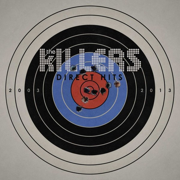 цена Killers Killers - Direct Hits (2 LP) онлайн в 2017 году