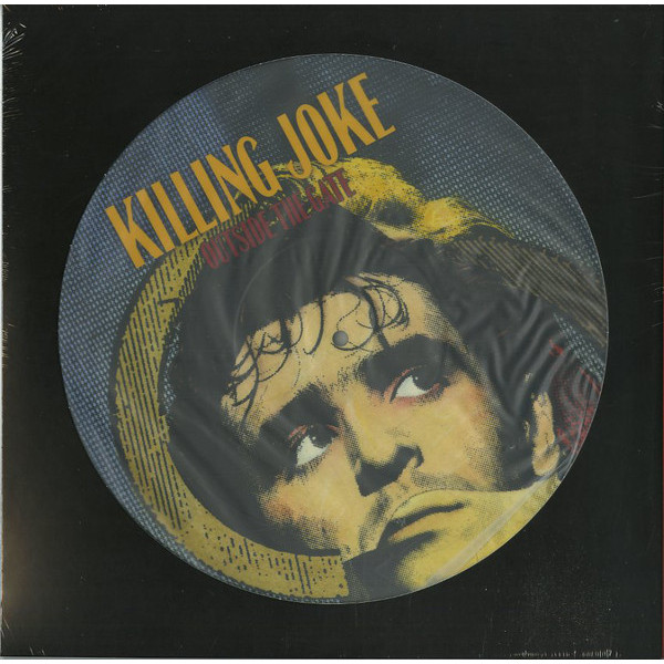 Killing Joke Killing Joke - Outside The Gate (picture) недорго, оригинальная цена