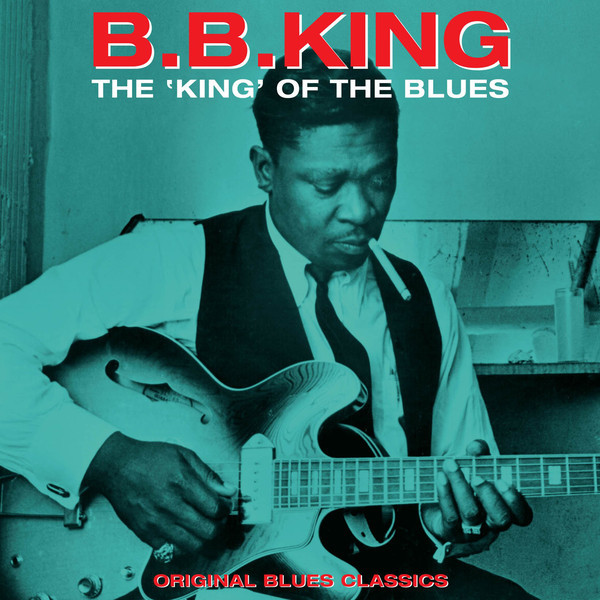 B.b. King B.b. King - The King Of The Blues the chestnut king