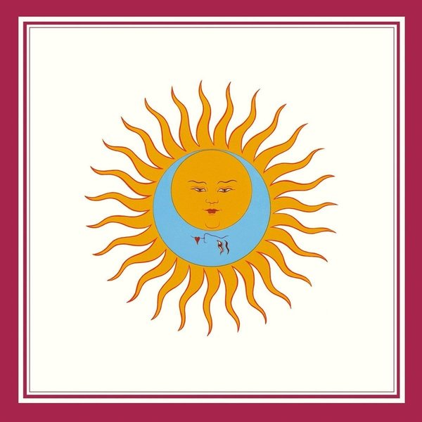 King Crimson King Crimson - Larks' Tongues In Aspic (200 Gr) king crimson king crimson lizard 200 gr