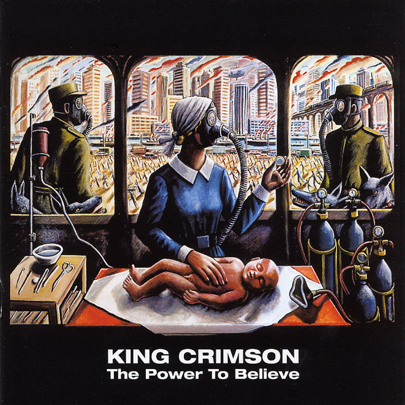 King Crimson - Power To Believe (2 Lp, 200 Gr)
