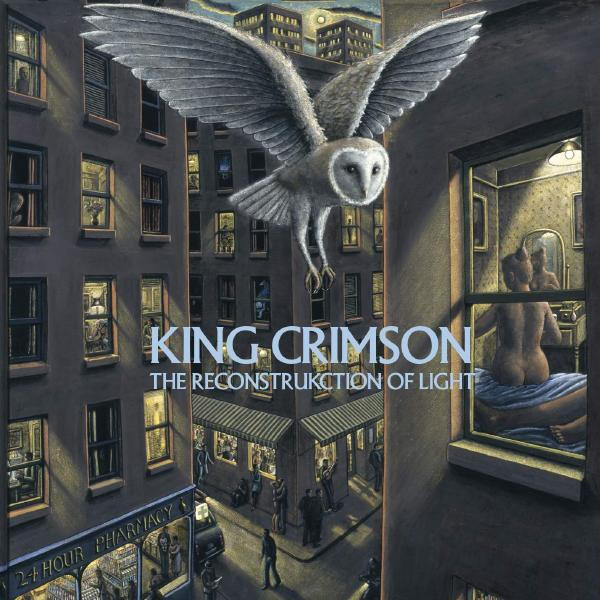 King Crimson King Crimson - The Reconstrukction Of Light (2 Lp, 200 Gr) king crimson king crimson in the wake of poseidon 200 gr