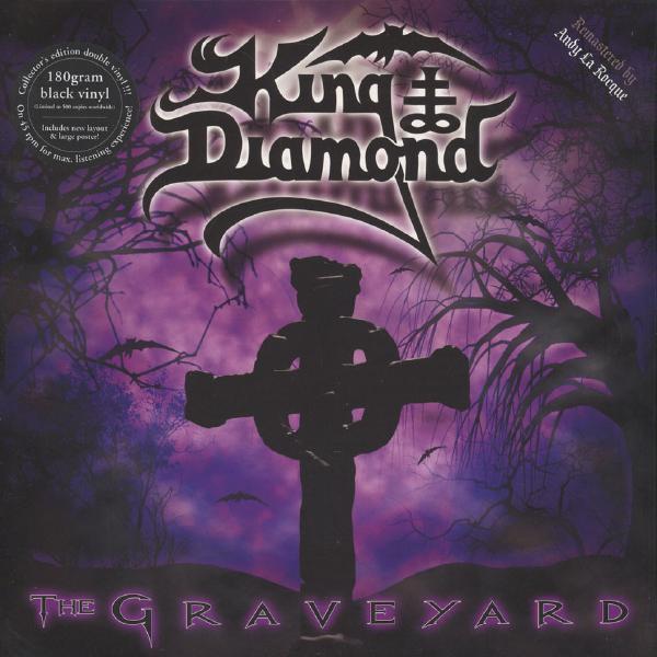 лучшая цена King Diamond King Diamond - Graveyard (2 Lp, 180 Gr) (уцененный Товар)