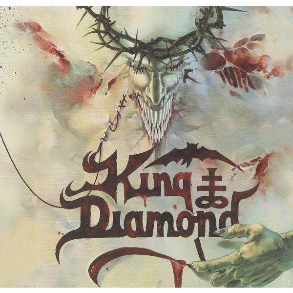 King Diamond King Diamond - House Of God (2 Lp,180 Gr) b b king king of the blues lp