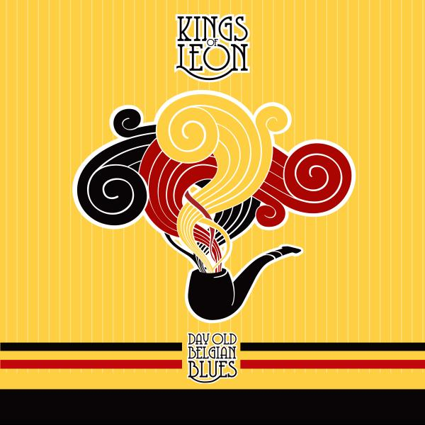 Kings Of Leon - Day Old Belgian Blues (limited)
