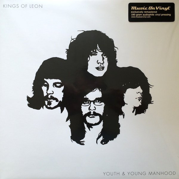 Kings Of Leon Kings Of Leon - Youth And Young Manhood (2 LP) kings of leon kings of leon aha shake heartbreak 2 lp colour