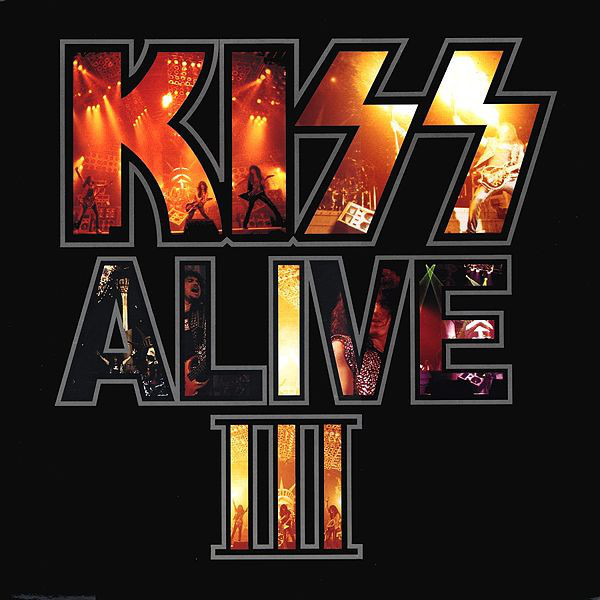 KISS KISS - Alive Iii (2 LP) kiss kiss rocks vegas 2 lp dvd