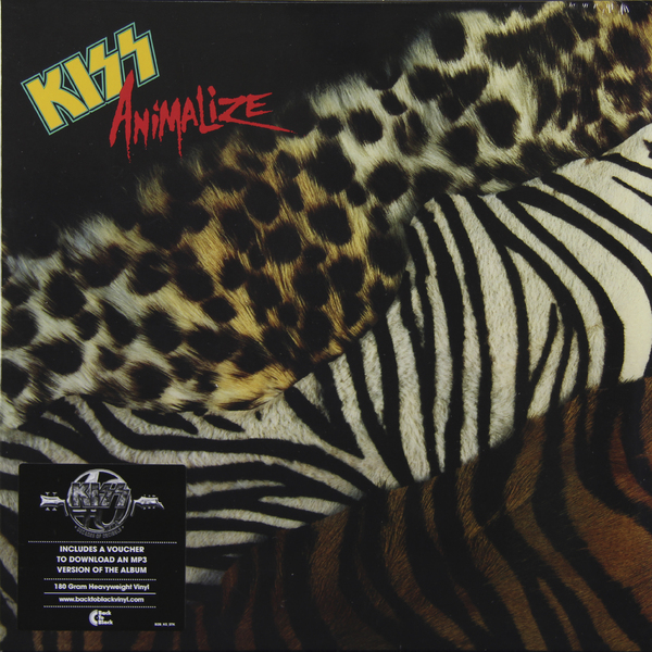 KISS KISS - Animalize (180 Gr) kiss