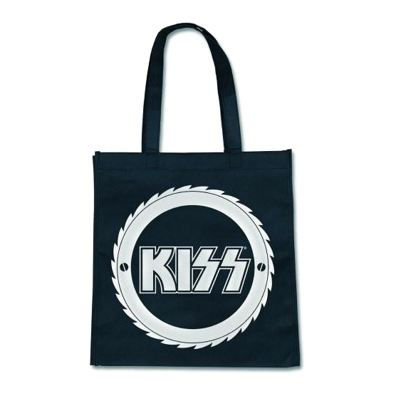 Kiss - Buzzsaw Logo