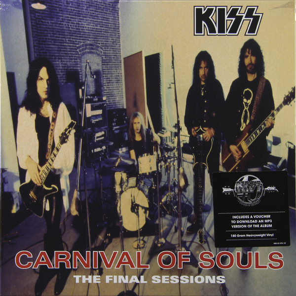 KISS KISS - Carnival Of Souls: The Final Sessions (180 Gr) kiss kiss carnival of souls the final sessions 180 gr