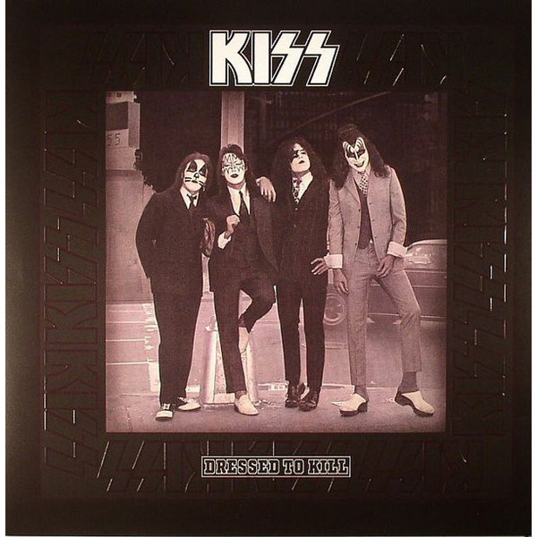 KISS KISS - Dressed To Kill kiss