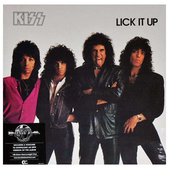 KISS KISS - Lick It Up фото