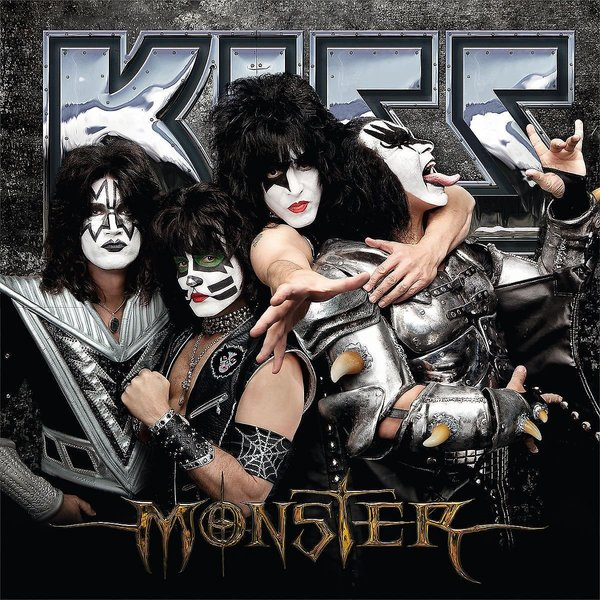 KISS KISS - Monster kiss kiss monster lp