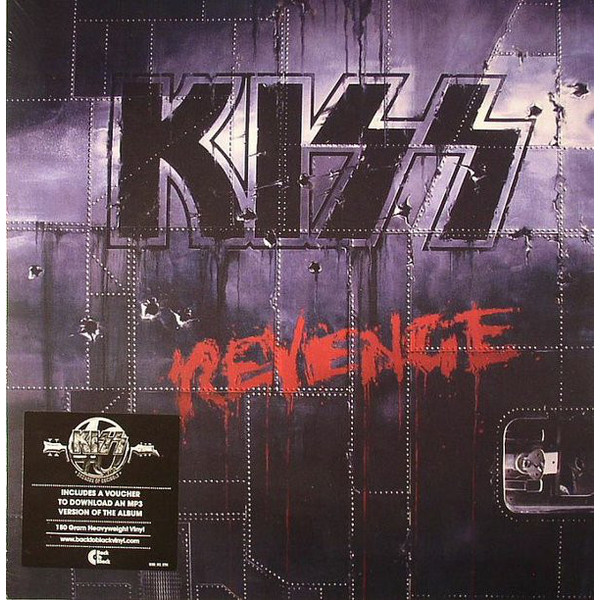 KISS KISS - Revenge kiss kiss rocks vegas cd dvd