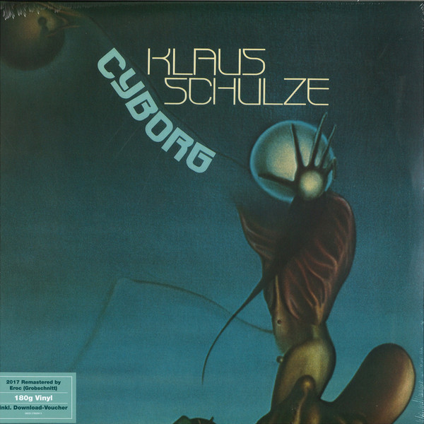 Klaus Schulze Klaus Schulze - Cyborg (2 LP) klaus schulze klaus schulze body love