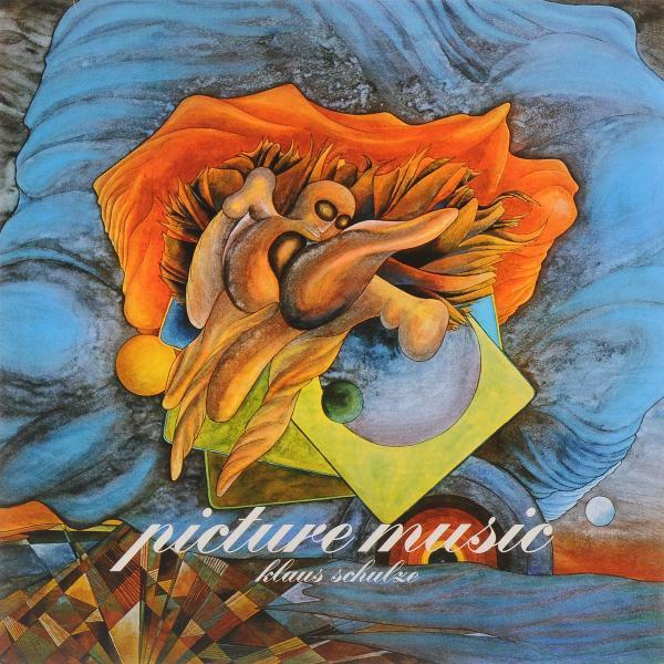 Klaus Schulze Klaus Schulze - Picture Music
