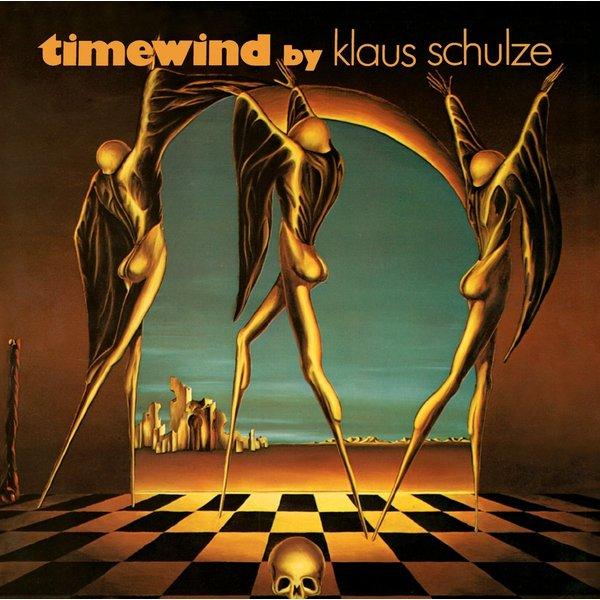 Klaus Schulze Klaus Schulze - Timewind klaus schulze klaus schulze body love