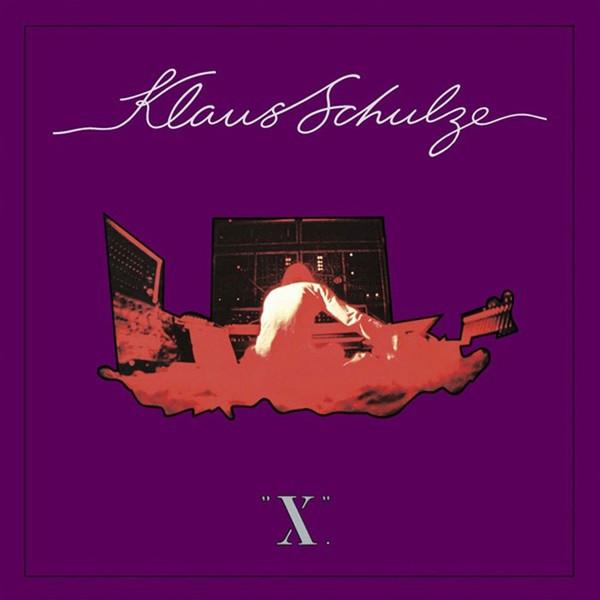 Klaus Schulze Klaus Schulze - X (2 LP) klaus schulze klaus schulze body love