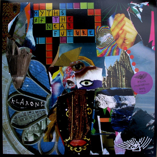 Klaxons Klaxons - Myths Of The Near Future (2 LP) the jayhawks the jayhawks sound of lies 2 lp