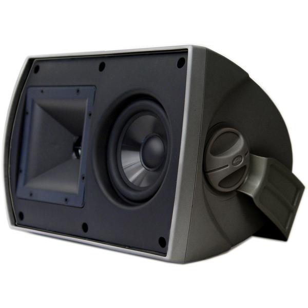 Всепогодная акустика Klipsch AW-525 Black всепогодная акустика apart mplt62 g