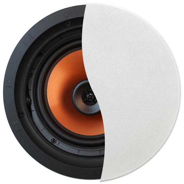 Встраиваемая акустика Klipsch CDT-3800-C II White встраиваемая акустика klipsch r 3800 w ii white