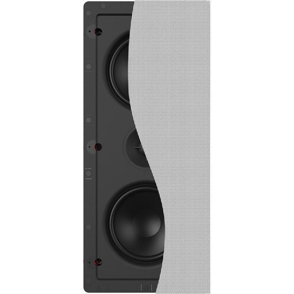 Встраиваемая акустика Klipsch DS-250W LCR White встраиваемая акустика klipsch ds 180cdt white