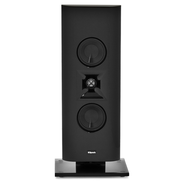 Полочная акустика Klipsch Gallery G-16 Black акустика центрального канала sonus faber principia center black