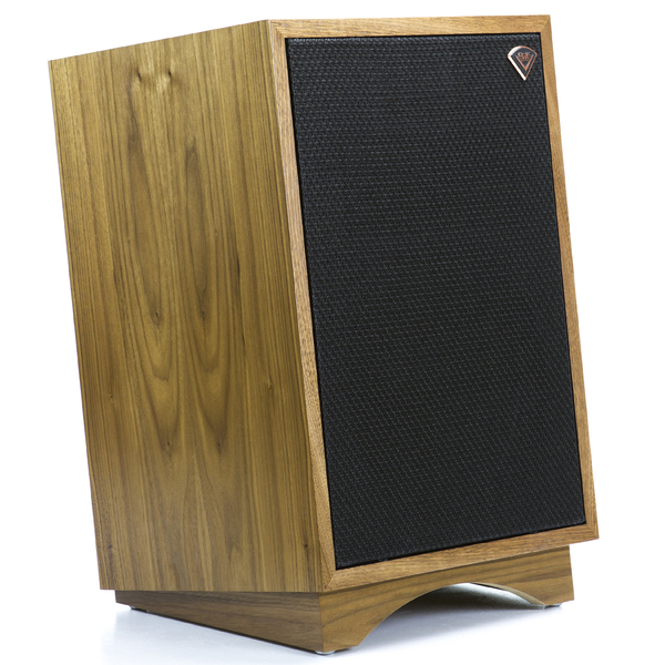 Напольная акустика Klipsch Heresy III Walnut напольная акустика audiovector qr3 walnut veneer