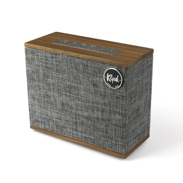 Беспроводная Hi-Fi акустика Klipsch Heritage Groove Walnut
