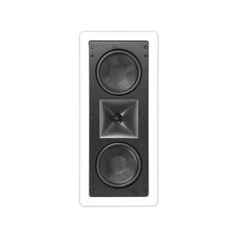 Встраиваемая акустика Klipsch KL-6502-THX встраиваемая акустика speakercraft profile accufit ultra slim one single asm53101 2