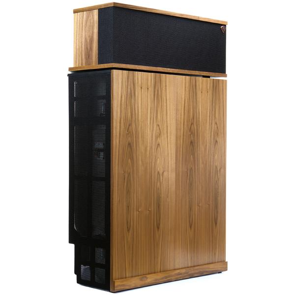 Напольная акустика Klipsch orn Walnut акустика центрального канала paradigm prestige 45c black walnut