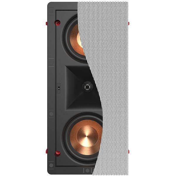 Встраиваемая акустика Klipsch PRO-24RW LCR White встраиваемая акустика speakercraft profile aim lcr 3 three white 1 шт