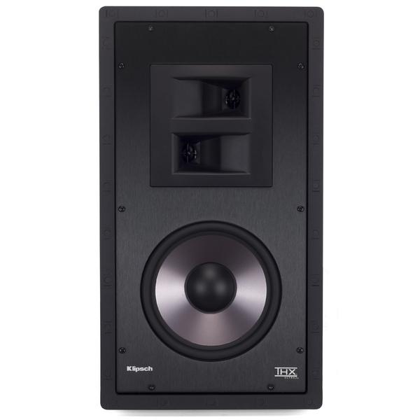 Встраиваемая акустика Klipsch PRO-7800-S-THX White встраиваемая акустика klipsch ds 180cdt white
