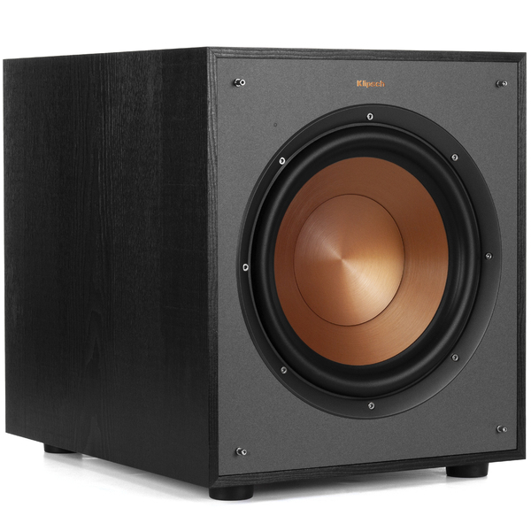 Активный сабвуфер Klipsch R-100SW Black oliver goldsmith the deserted village