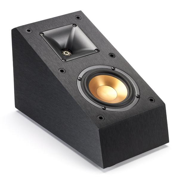 Специальная тыловая акустика Klipsch R-14SA Black напольная акустика klipsch reference r 26f black