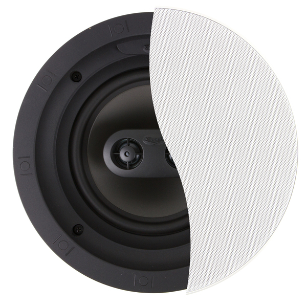 Встраиваемая акустика Klipsch R-2650-CSM II White встраиваемая акустика klipsch r 3800 w ii white