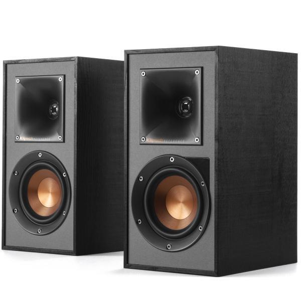 Активная полочная акустика Klipsch R-41PM Black активная полочная акустика klipsch r 51pm black