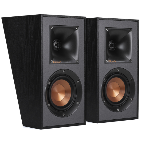 Специальная тыловая акустика Klipsch R-41SA Black