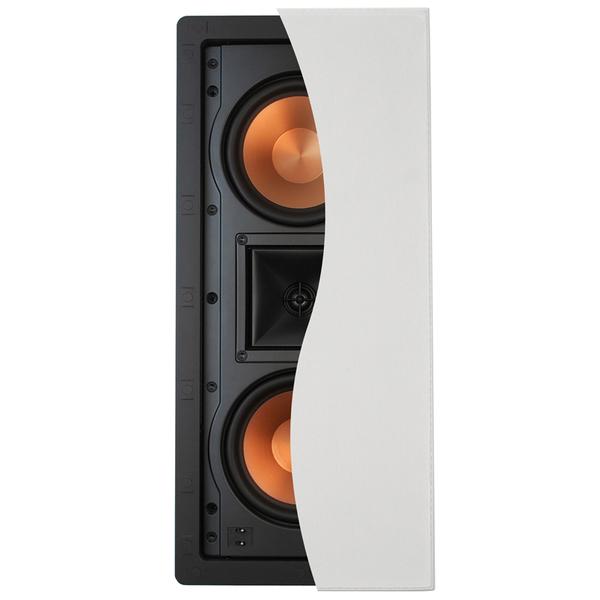 Встраиваемая акустика Klipsch R-5502-W II White встраиваемая акустика klipsch r 3800 w ii white