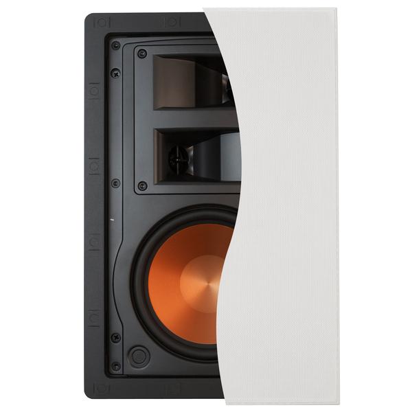 Встраиваемая акустика Klipsch R-5650-S II White встраиваемая акустика klipsch r 2650 csm ii white