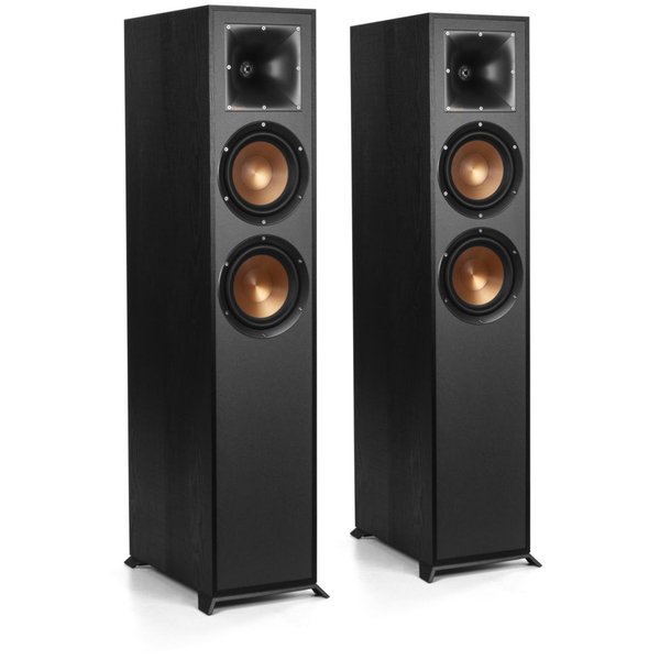 Напольная акустика Klipsch R-620F Black цены