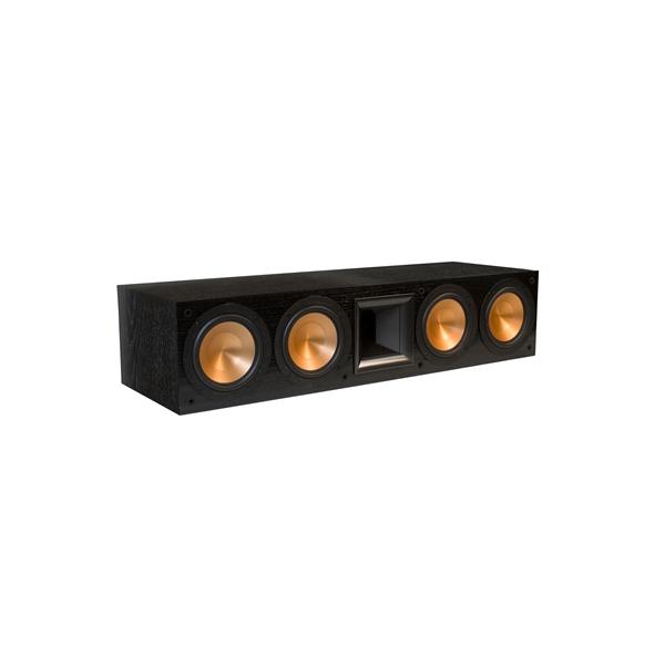 Центральный громкоговоритель Klipsch RC 64-II Black акустика центрального канала vandersteen vcc 5 black