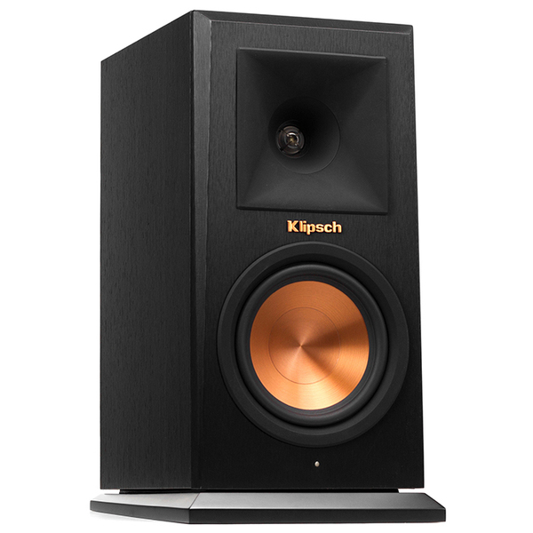 Активная полочная акустика Klipsch RP-140WM Black usb flash drive 16gb a data c008 classic black red ac008 16g rkd