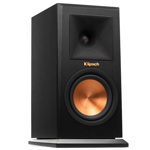 Полочная акустика Klipsch RP-150M Ebony 4 4 ebony cello tuner pegs professional accessories 4pcs