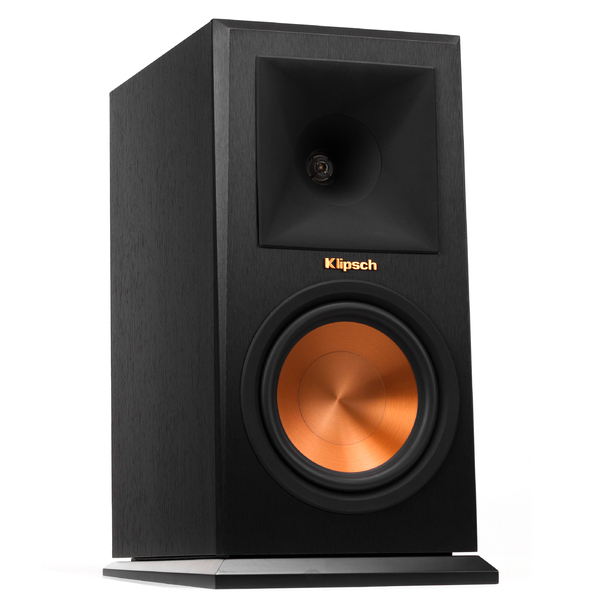 Полочная акустика Klipsch RP-160M Ebony цена