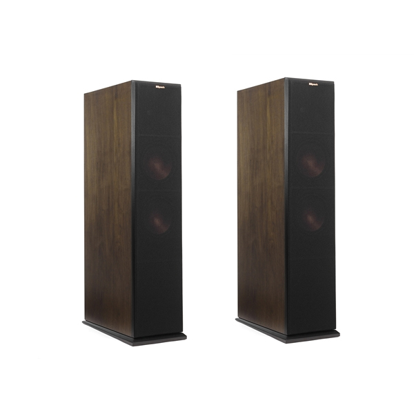 Напольная акустика Klipsch RP-280FA Walnut 10pcs r8 2rs r8rs 1 2 x 1 1 8 x 5 16 inch rubber sealed ball bearing
