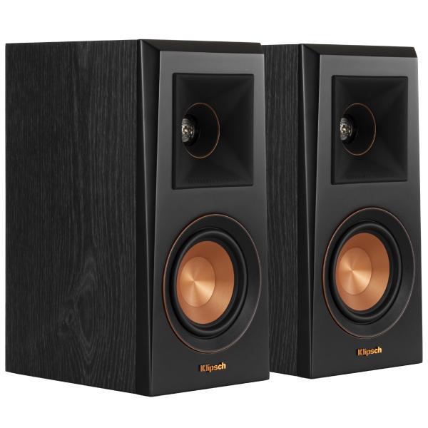 Полочная акустика Klipsch RP-400M Ebony цена