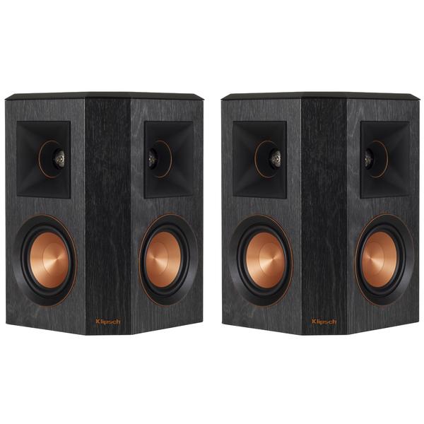Специальная тыловая акустика Klipsch RP-402S Ebony цена 2017