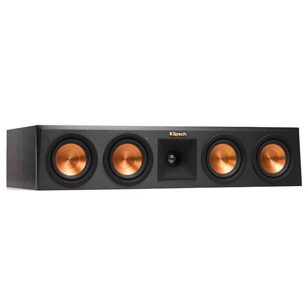 Центральный громкоговоритель Klipsch RP-440WC Black акустика центрального канала sonus faber principia center black